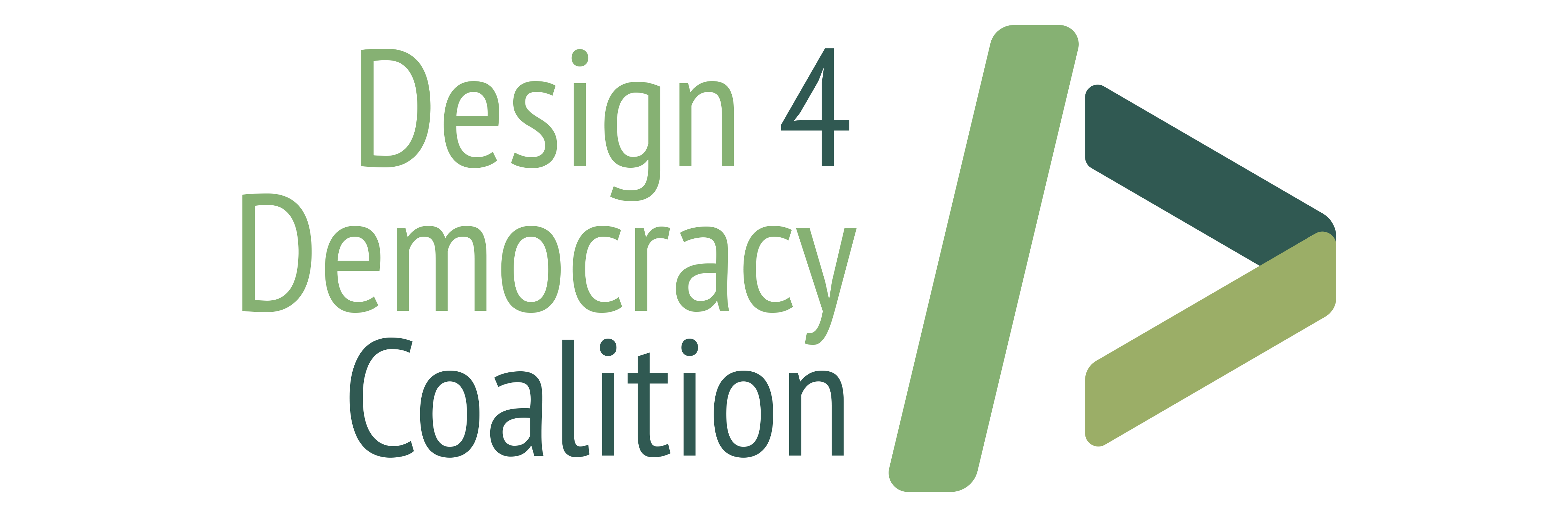 Design 4 Democracy Coalition